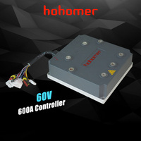 Industry leading 600 Amps high quality motor controller for city cars