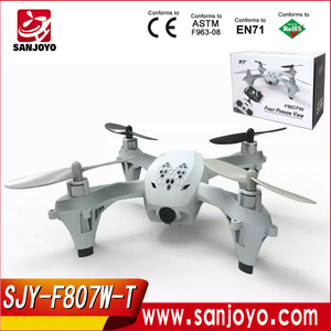 2015 quadcopter outdoor F807WIFI-T H107D upgrade Quadcopter Real-time images aircraft unmanned aerial vehicles