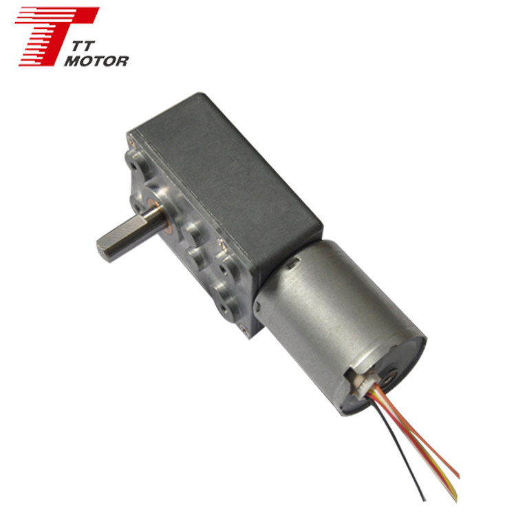12v worm drive gear motor 24v <strong>dc</strong> 20nm for 3D printer