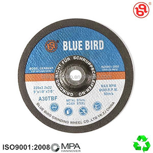 Norton abrasive grinding wheel with EN12413