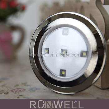 Wireless Remote Control Battery Powered China Cabinet Light Bulbs ...
