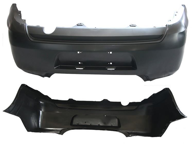1608728980 Rear Bumper For Peugeot 301 Rb301-65