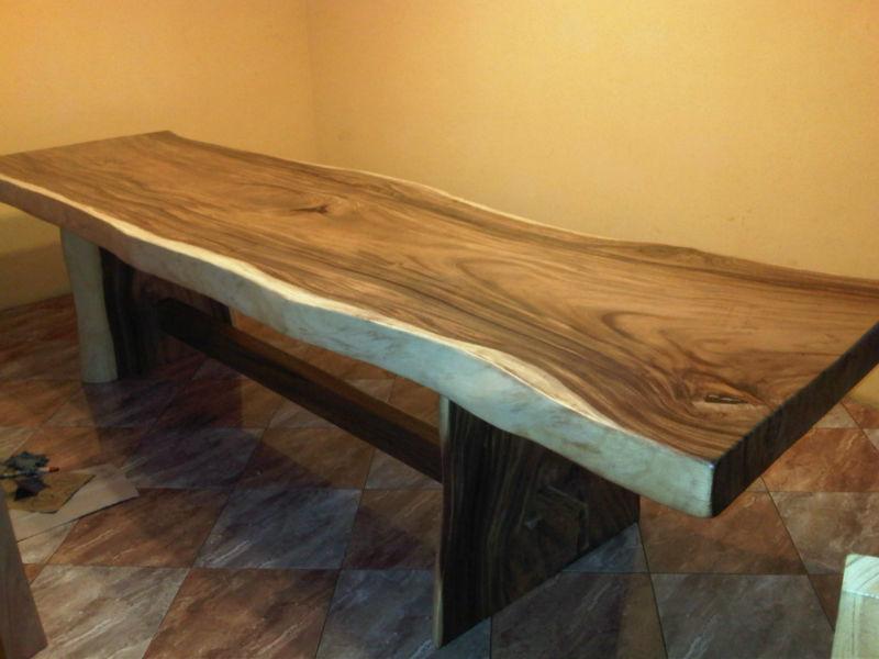 esstisch suar holztisch produkt id 142087856. Black Bedroom Furniture Sets. Home Design Ideas