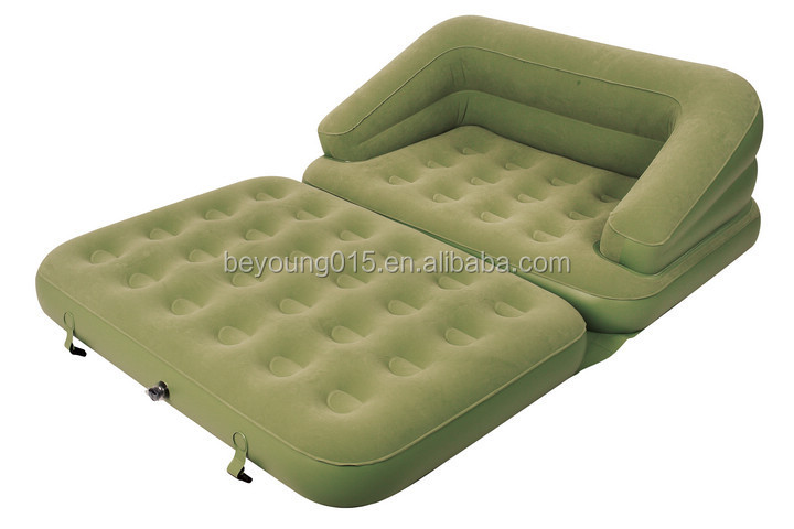 Bed Room Furniture Single Seater Folding Intex 68565 Inflatable