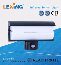 High power load infrared motion daylight lamp