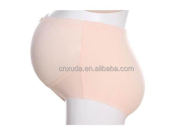 FASHIONABLE MATERNITY PREGNANCY UNDERWEAR TUMMY SUPPORT BRIEF PANTY MATERNITY PANTY MATERNITY PANTIES FOR BABY PROTECTION