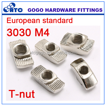 3030m4 european standard t nut for aluminum profile buy t nut m4 t nut t nut for aluminum. Black Bedroom Furniture Sets. Home Design Ideas