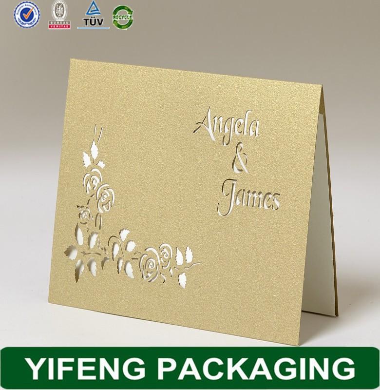 China Unique Wedding Invitation Cards China Unique Wedding