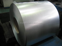 AZ50 galvalume steel coil in 55%aluminum and Anti --finger