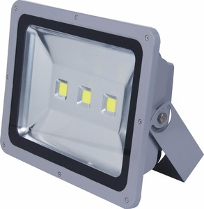 Slim glass 150w IP65 led floodlight 150watt for outdoor