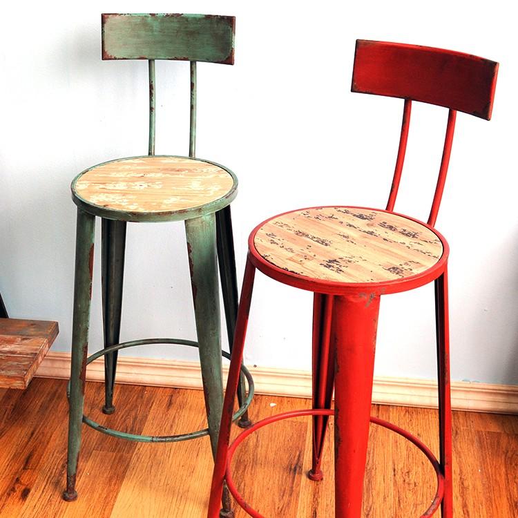 Cheap Retro Furniture: Retro Round Bistro Cheap Vintage China Wholesale Chairs
