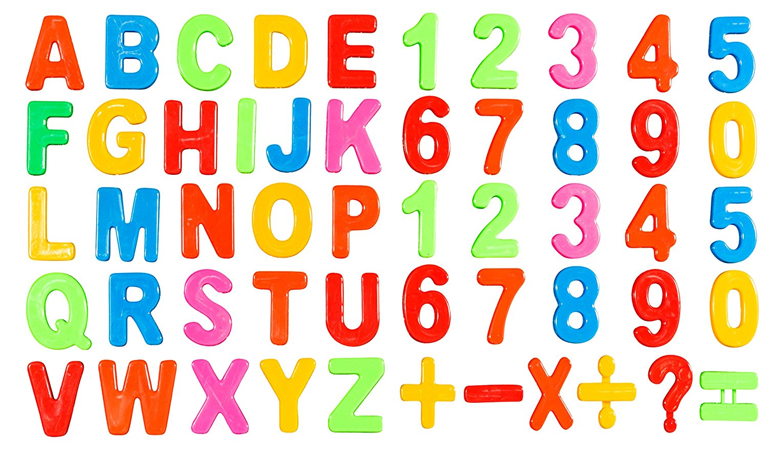 Buy Magnetic Letters And Numbers Refrigerator Magnets For Kitchen
