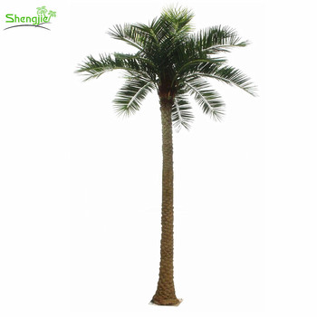 Best Artificial Decorative Metal Mid East Date Palm Tree For Outdoor Decoration