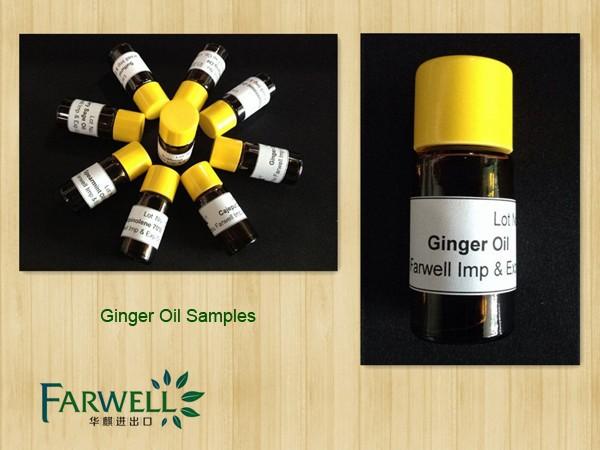 Farwell 100% натуральное масло имбиря