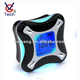 4 Sides Rotation Color Changeable Digital Alarm Clock