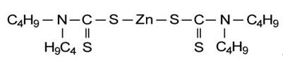 Rubber Accelerator ZDEC ZDC EZ (Ethyl ziram)