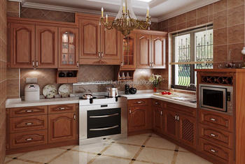 Commercial Kitchen Wall Materials/flat Pack Kitchen