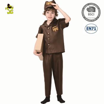 Eine Party Kostüme Karneval Erwachsene Briefträger Pat Kostüm Für ...