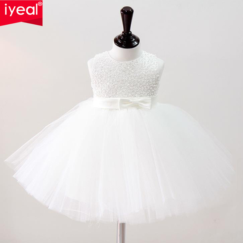 A Line Princess Scoop Neck Knee Length Satin Flower Girl Dress With Sequins Bows