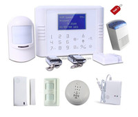 Safe house alarm system, security alarm door with 1 NO relay out put wire connection