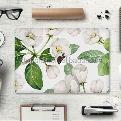 2016 hot laptop design color paster custom decal vinyl label sticker Skin for MacBook Pro 15 Air Retina