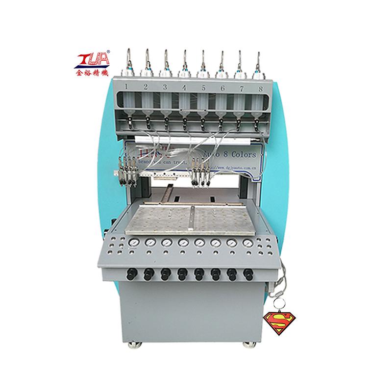 jinyu automatic pvc/siliocne dispensing robot
