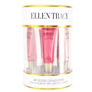Ellen Tracy Lip Gloss Collection Set of 6 Colors