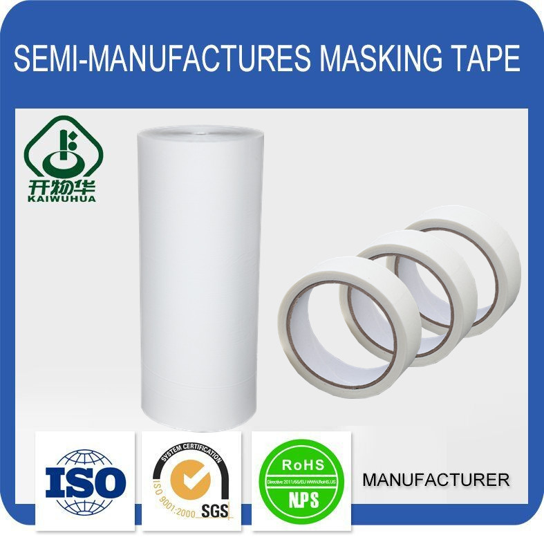 european style automotive spraying process car paint masking tape Sold On Alibaba