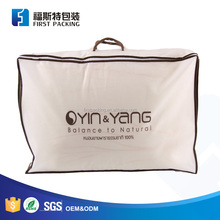 Home decoration pillow carry bags with handle