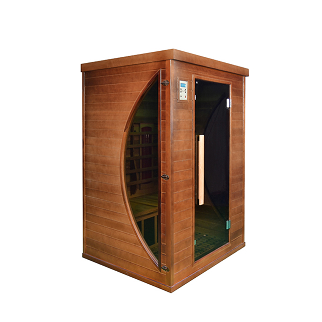 Red Cedar Personal Steam Sauna Cabinet
