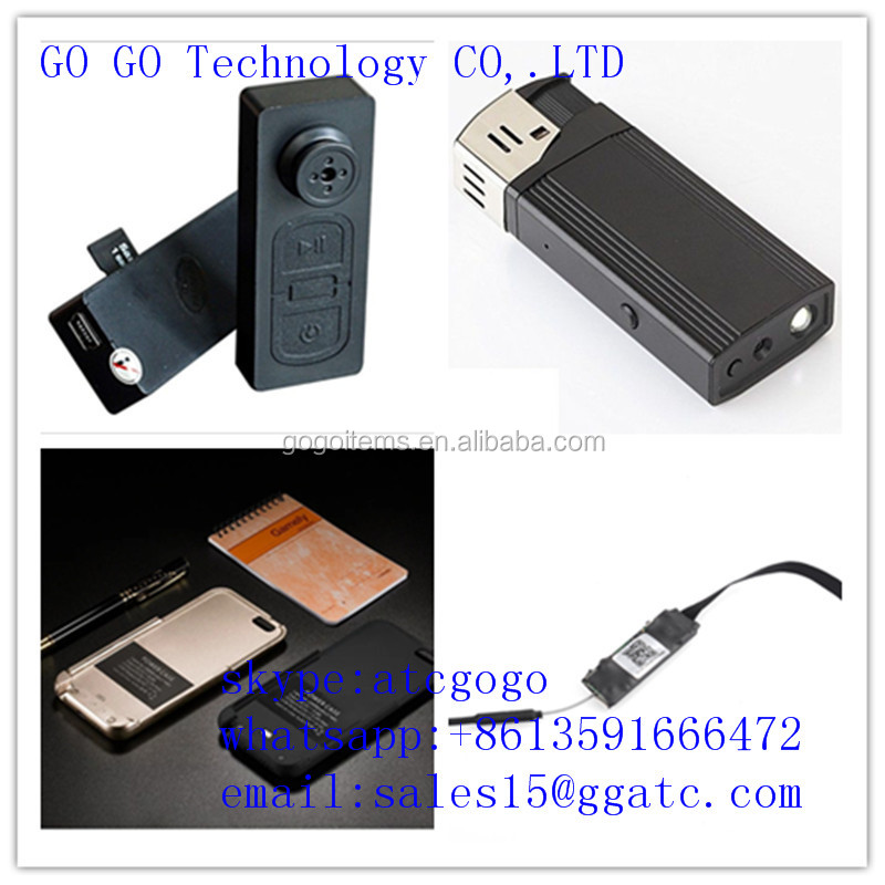 Hot sale the module of wifi camera in security for spy hard to be find