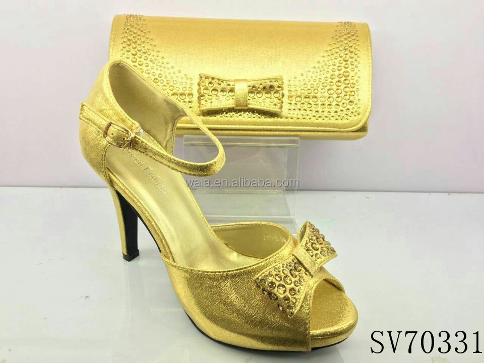 italian and heel SV70331 set lady heel shoes 12cm hight fashion bag high wholesale OwFgwCq