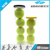 ITF Approved personalized 58% wool match tennis balls