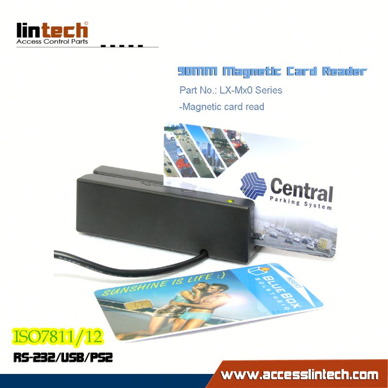 USB Magnetic Card Reader for stripe card/mobile magnetic card reader with ios android sdk