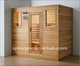 CE and SAA Certified Massage bathtub sauna room RM-SR102