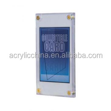 Clear Plastics Acrylic Baseball Card Holders Rack Buy Acrylic Baseball Card Holdersbaseball Card Holdersplastics Baseball Card Holders Product On