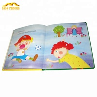 China the lowest price and popular story books printing child book