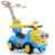 New product 2020 hot without battery large plastic duck cow wiggle ride on seat magic toy car for 1 year old boys racing games