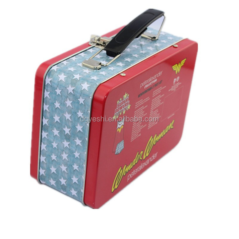 Wholesale Packing Metal Lunch Box, free sample
