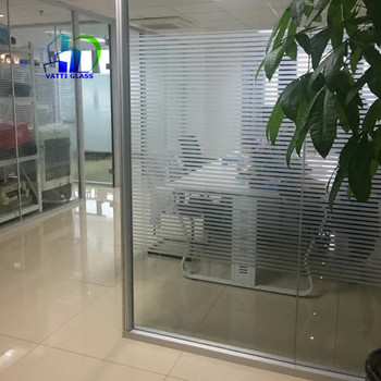 Sand Blast Laminated Tempered Glass Clear Frosted Sand Blasted Glass Manufacturers sand blast art glass