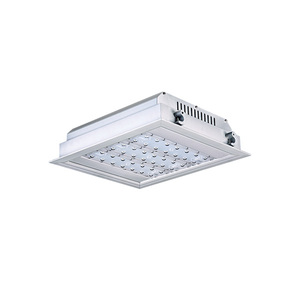 CE TUV ROHS High lumen led gas station canopy lights,led gas station light,100w 150w gas station led canopy lights