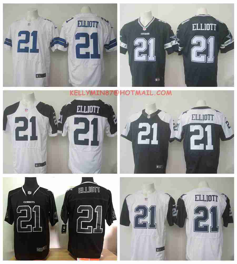 WOMEN Dallas Cowboys Ezekiel Elliott Jerseys f12d8837b33f