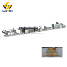 Large output puffed corn snacks making machine, snack food machine