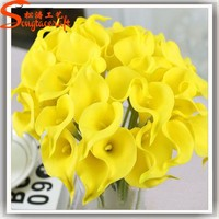 Artificial Lily Water Lily Calla Lily Artificial Flowers Wedding Bouquet