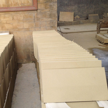 natural sandstone tiles beige stone wall cladding