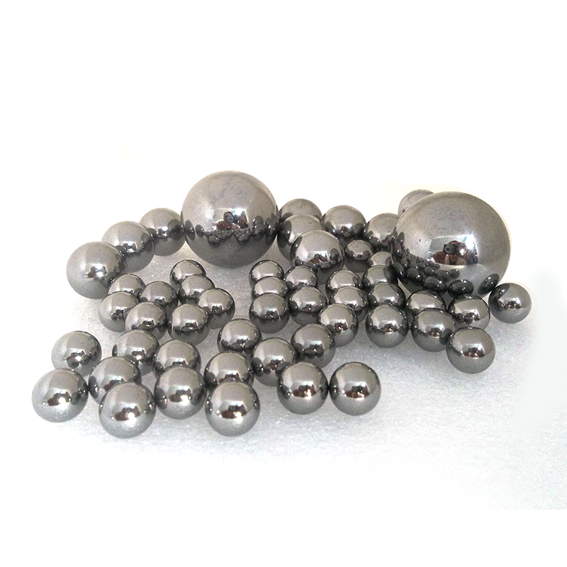 "Fifty 7//16/"" Inch G500 Utility Grade Carbon Steel Bearing Balls"