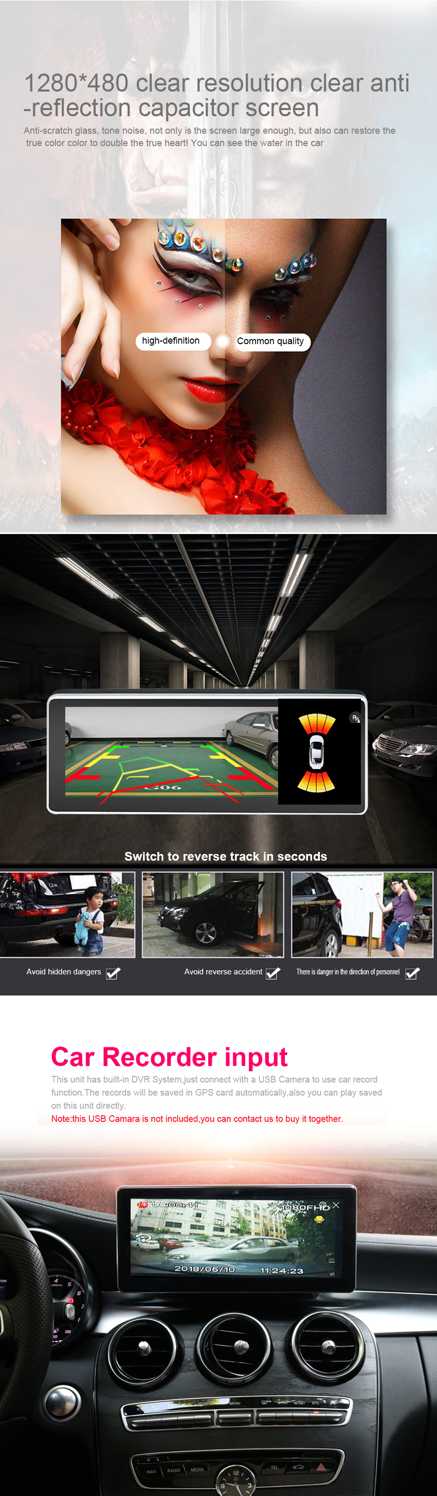 Android Glc C Class W205 Keep Autoradio 10 25 Inch Touch Screen Car Gps -  Buy Car Gps,Android,W205 Product on Alibaba com