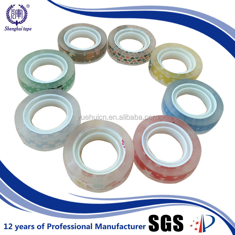 Customized Stationery Office School Tape Adhesive