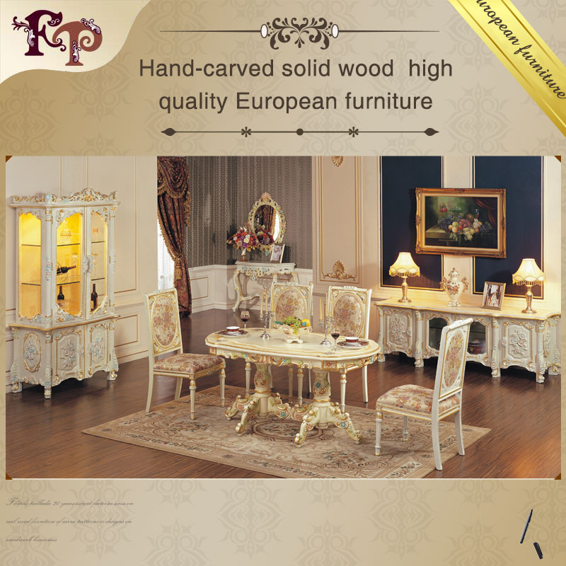 Antique French Provincial Dining Room Furniture Antique French