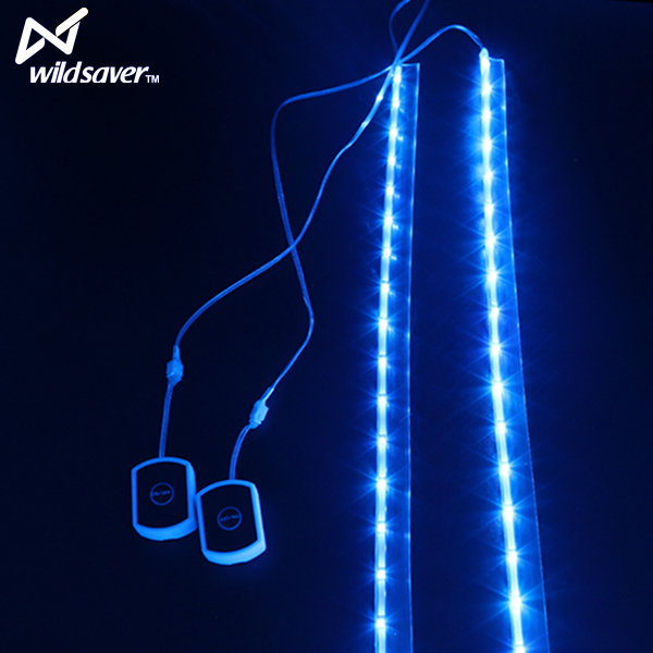 Mini Led Light Strip Battery Ultra Thin Line Waterproof Product On